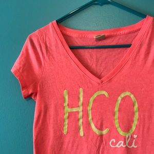 HCO Neon Pink Top